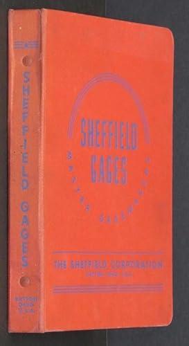 Sheffield Gages Catalog 42-2: Sheffield