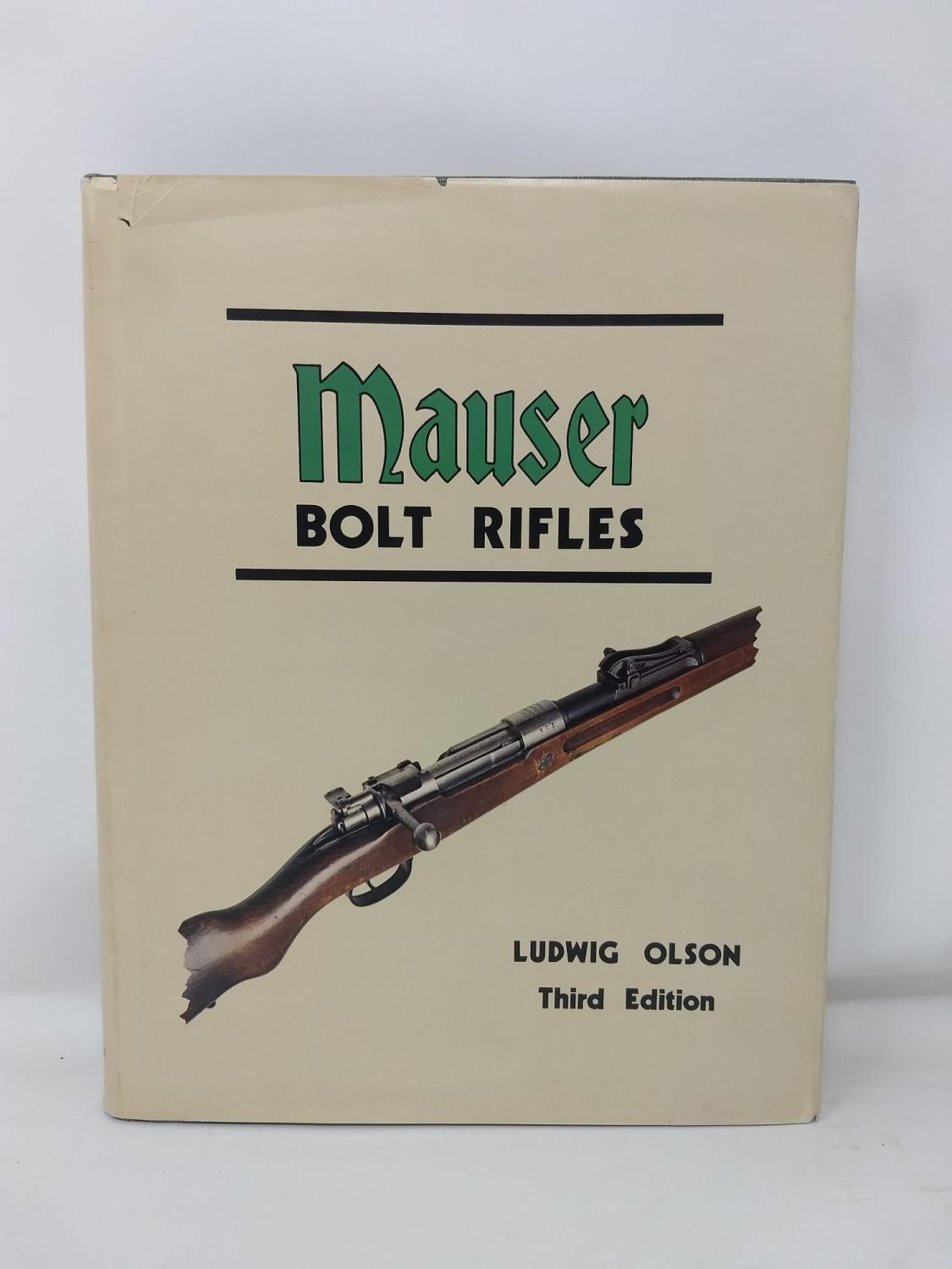 mauser bolt rifles by olson ludwig f brownell and son mauser bolt rifles olson ludwig