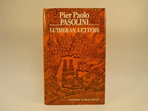 LUTHERAN LETTERS: Pasolini, Pier Paolo