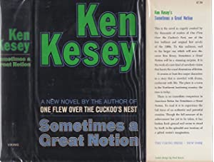SOMETIMES A GREAT NOTION (SIGNED): Kesey, Ken