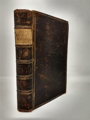 THE RELIGION OF NATURE DELINEATED, THE SEVENTH EDITION, TO WHICH IS ADDED A PREFACE CONTAINING A ...