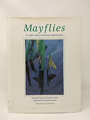 MAYFLIES : AN ANGLER'S STUDY OF TROUT: Knopp, Malcolm ;