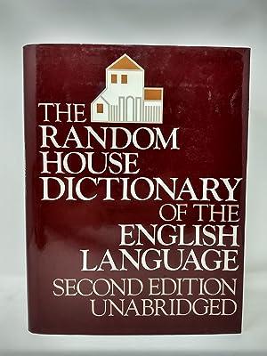 THE RANDOM HOUSE DICTIONARY OF THE ENGLISH: Flexner, Stuart Berg