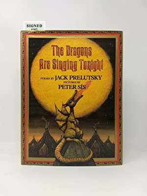 THE DRAGONS ARE SINGING TONIGHT [SIGNED COPY]