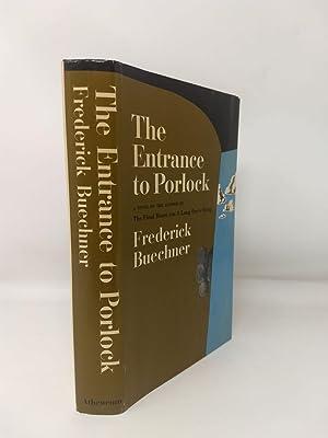 THE ENTRANCE TO PORLOCK: Buechner, Frederick