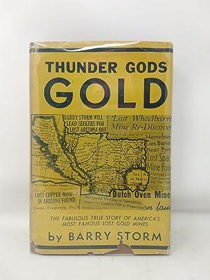 THUNDER GODS GOLD: Storm, Barry