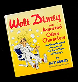 Walt Disney and Assorted Other Characters: Jack Kinney