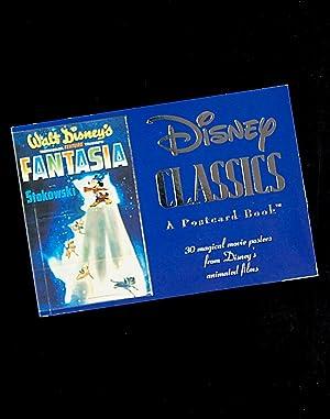 Disney Classics - A Postcard Book: Walt Disney Studios