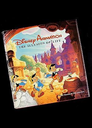 Disney Animation - the Illusion of Life: Frank Thomas and Ollie Johnston