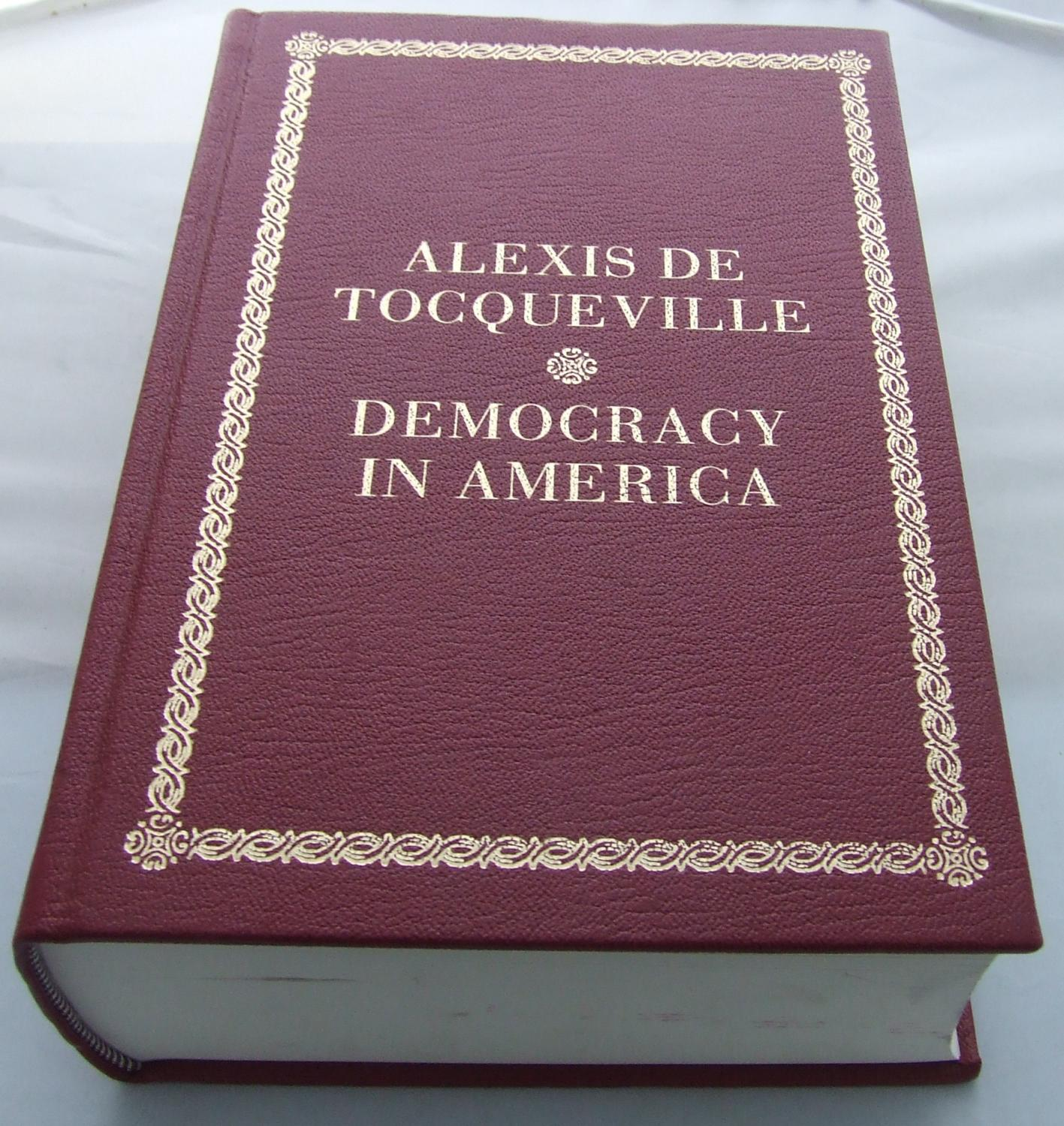 Image result for tocqueville democracy in america