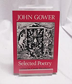 John Gower: Selected Poetry