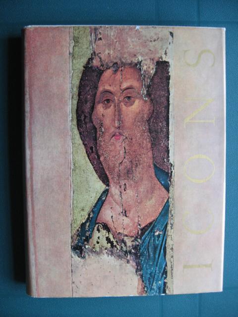 Icons Onasch, Konrad Near Fine Hardcover