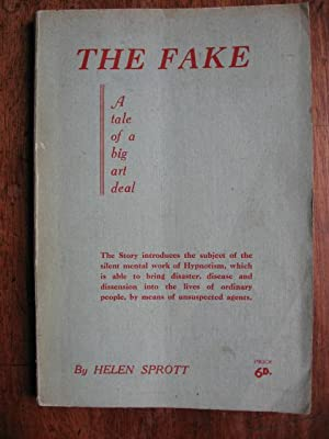 The Fake. A tale of a big art deal.