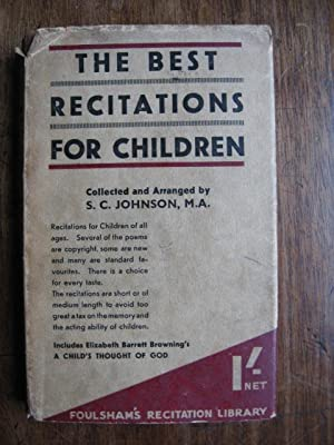 The Best Recitations for Children