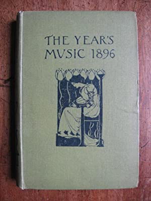 The Year's Music 1896
