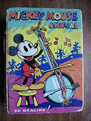 Mickey Mouse Annual. So