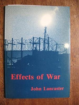 Effects of War: Lancaster, John