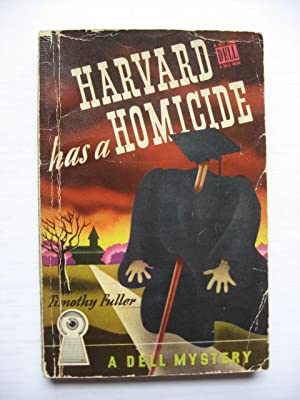 Harvard Has a Homicide
