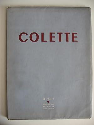 Colette. Le Point XXXIX.