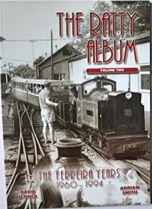 The Ratty Album Volume Two : The Ferreira Years 1960-1994: Jenner, David & Smith, Adrian