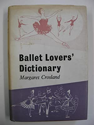 Ballet Lovers' Dictionary