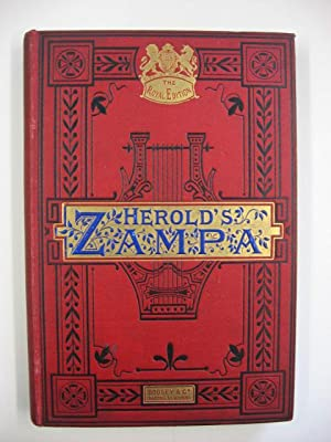 Zampa. Opera in Three Acts, by Herold. With French and English Words. The Royal Edition.