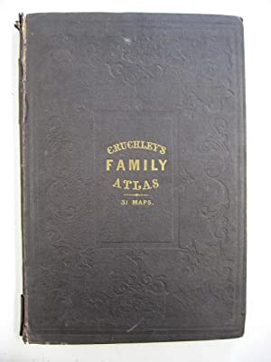 Cruchley's General Atlas, for the use of Schools and Private Tuition