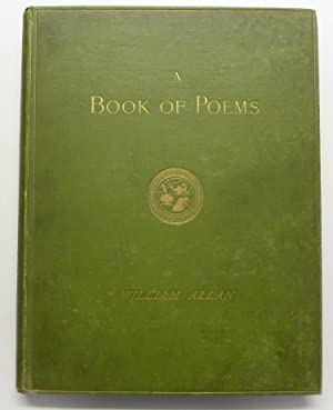 A Book of Poems, Democratic Chants, and Songs, in English and Scottish
