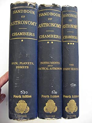 A Handbook of Descriptive and Practical Astronomy. Vols. I, II and III.