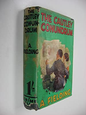 The Cautley Conundrum. A Crime Club Novel.