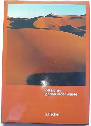 Gehen in Der Wüste (Travels in the Desert): Aicher, Otl