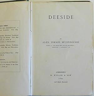 Deeside: McConnochie, Alex. Inkson