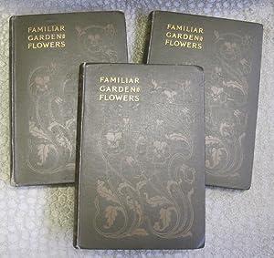 Familiar Garden Flowers. First, Second and Third: Hibberd, Shirley