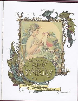 HowTo See Fairies: Charles Van Sandwyk