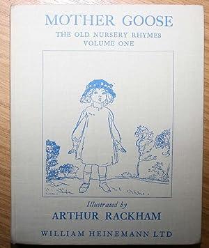 Mother Goose - The Old Nursery Rhymes: Arthur Rackham