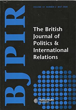 The British Journal of Politics and International Relations, Volume 10, Number 2