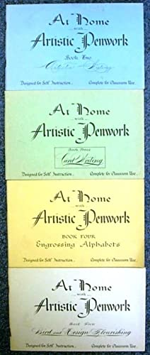 At Home with Artistic Penwork (Four of: Ziller, Stephen