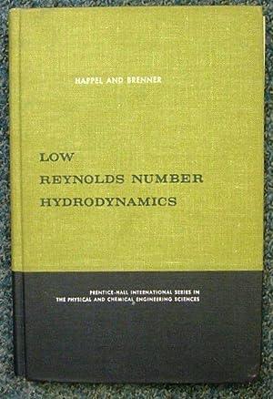 Low Reynolds Number Hydrodynamics: Happel & Brenner