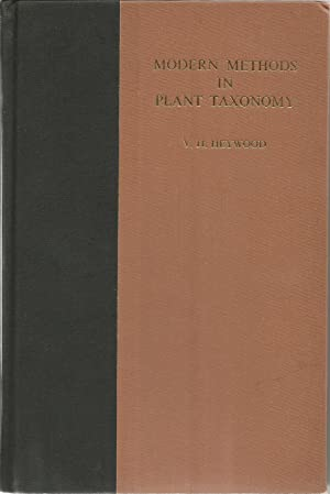 Modern Methods in Plant Taxonomy: Heywood, V. H.