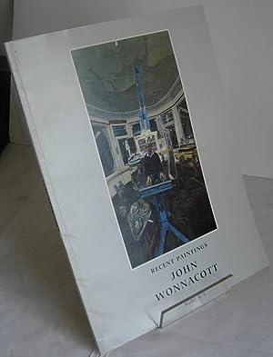 John Wonnacott: Recent Paintings: Wonnacott, John (artist)