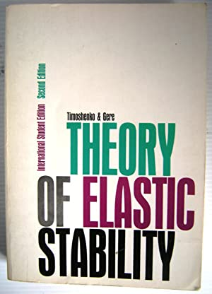 theory of elastic stability dover civil and mechanical engineering