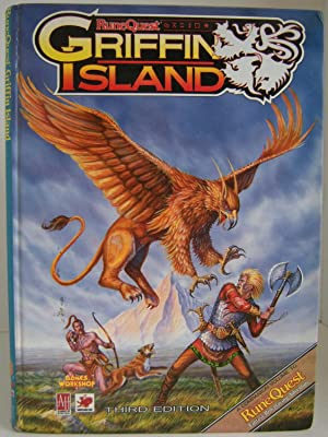 RuneQuest: Griffin Island: Kraft, Rudy; Jaquays,