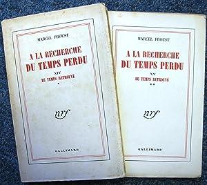 A la Recherche du Temps Perdu: Vols: Proust, Marcel