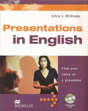 Presentations in English: Find Your Voice as: Williams, Erica J.