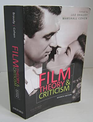 Film Theory Criticism De Leo Braudy Marshall Cohen Oxford University Press 9780195365627 Softcover Moe S Books