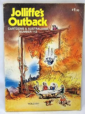 Jolliffe's Outback: Cartoons & Australiana. Number 112