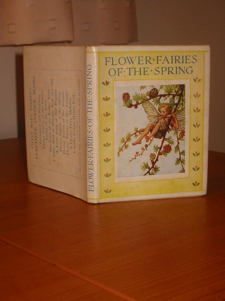 FLOWER FAIRIES OF THE SPRING by Barker, Cicely Mary: Blackie & Son ...