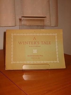 A WINTER'S TALE: Cruikshank, Percy
