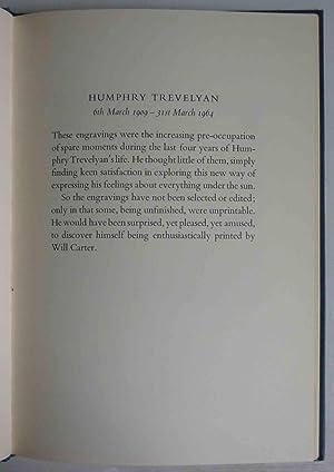WOOD-ENGRAVINGS: Trevelyan, Humphry