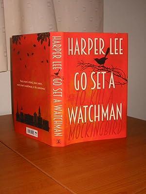 GO SET A WATCHMAN [First Edition Misprint]: Lee, Harper